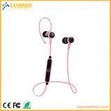 Auscultadores sem corda estereofónico de OEM/ODM Bluetooth V4.2 para a música do rádio dos esportes