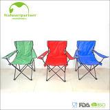 Oxford de acero personalizada plegable la silla de playa al aire libre