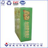 Netter kundenspezifischer Biskuit-verpackender Papierkasten