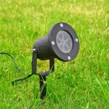 Рождество Снежинки светодиодный индикатор проекционного лазера