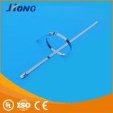 OEM van de Fabrikant van China de Banden van de Kabel van het Roestvrij staal, de Banden van het Pit van het Metaal, Banden 7.9*300mm van de Kabel van de Draad