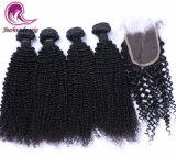 Capelli brasiliani 100% di Huma di estensione dei capelli con il prezzo competitivo di alta qualità