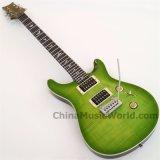 Guitarra elétrica do estilo dos fotorreceptores da música de Pango (PRS-900)