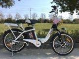 Bici elettrica della città del motore senza spazzola ad alta velocità della lunga autonomia