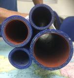 編みこみのシリコーンのホース、編みこみのシリコーンの管、編みこみのシリコーンの管