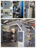 LDPE Film Vier Flexographic Printer van de Kleur