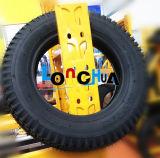 El CCC certificó el neumático de la motocicleta del caucho natural de la fabricación de Qingdao (2.50-17 80/90-17)