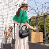Borse di cuoio di cucitura dei sacchetti di spalla delle signore dell'unità di elaborazione dei sacchetti di stile semplice