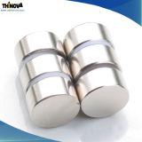 Motors/Turbines를 위한 자석 Materials Sintered NdFeB Round Magnets