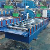 Горячим застекленные сбыванием крыша & стена трапецоида Hx-840 делают машинное оборудование