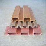 Panneau composé en plastique en bois chaud de panneau de mur intérieur de la vente WPC