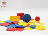 プラスチックPlane Geometric FiguresかAttribute Blocks (K022)