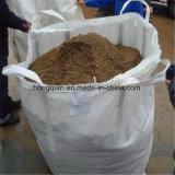 FIBC a personnalisé le sac enorme tissé par matériau neuf de 100% pp