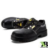 Schoenen van de Veiligheid van de Schoenen van Midsole van het Staal van de Teen van het staal wekten de Beschermende Schoenen