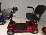 Motorino elettrico degli handicappati ed anziano della sede registrabile di mobilità