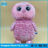 Ty Beanie Boos Rose Pinky Barn Owl un jouet en peluche