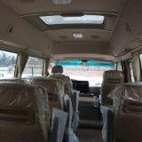 Longitud rural del omnibus de viaje de visita turística de excursión del pasajero del microbús del práctico de costa de Mitsubishi los 6m