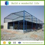 Гальванизированный светлый сарай пакгауза мастерской стальной структуры датчика