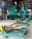 Granallado Máquina/chorreo de arena para tubos de acero de pared de la serie Clening Qg
