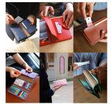 Genoeg Houder van het Adreskaartje van de Bank van de Manier van de Voorraad Nieuwe Lange Vouwbare