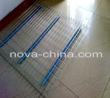 Pesado-dever novo Steel Wire Mesh Decking de 2014 China Selective para Pallet Racking