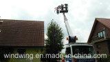 gerador de turbina do vento de 1kw Maglev com painel solar