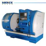 Máquina horizontal barata Awr2840 do torno da roda do CNC da boa qualidade