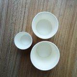 L'impression personnalisée jetables en papier blanc à double paroi tasse de café
