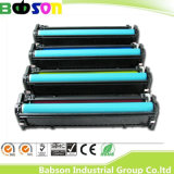 HP Ce320Aのためのセリウム、ISO、RoHS中国の互換性のあるカラートナーカートリッジ、Ce321A、Ce322A、Ce323A (128A)の好ましい価格または速い配達