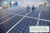 Фотовольтайческая электростанция энергии, солнечнаяо энергия для промышленного применения