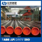 Nahtloses Stahlrohr 133*5 für Kleber-Puder-Transport