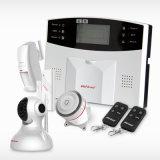 2016年の中国の安いアラーム! ホームセキュリティーGSMの警報システム中国製