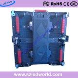 P3.91 / P4.81 /P5.95 / P6.25 Alquiler exterior interior del panel de pantalla LED para la etapa de rendimiento con 500x500 mm o 500X1000 mm Die-Casting gabinete