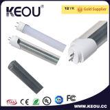 Fabbrica di alto potere dell'indicatore luminoso del tubo di Ce/RoHS 2700k-6500k LED