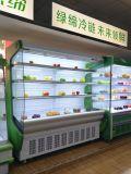 新しいスーパーマーケットのフルーツ野菜は販売のためのMutidisplayのスリラーをびん詰めにする