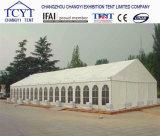 Белый шатер пяди ясности свадебного банкета PVC водоустойчивый