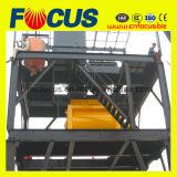 grande impianto di miscelazione concreto 180m3/H con il nastro trasportatore