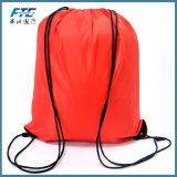 Imprimé de Polyester étanche personnalisé sac à dos Sac avec lacet de serrage