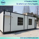 casa do recipiente de 40FT com quarto/toalete