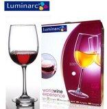 Luminarc 350ml de álcool de vinho tinto Copo de vidro (E5979)