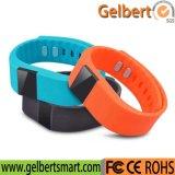 Armband van de Sporten van Hotsale van Gelbert Tw64 de Slimme met Waterdicht