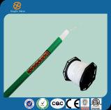 Leistung-Koaxialkabel-siamesisches Kabel China-Kx6+