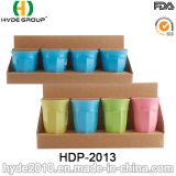 400ml geben gute Qualität BPA Bambusfaser-Cup frei (HDP-2013)