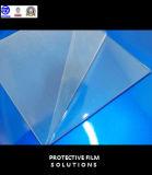 유리 보호 피막을%s 파란 필름 또는 명확한 필름