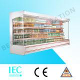 Охладитель напитка вентиляторной системы охлаждения открытый (дистанционный компрессор)