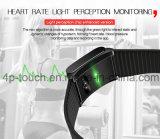 Fitness Tracker de silicona resistente al agua inteligente Pulsera con Multifunctions X9PRO