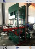 Tapetes de borracha vulcanização, pressione com o custo da máquina competitiva