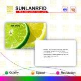 Intelligente Card/PVC Identifikation-Karte Belüftung-RFID mit Qualität