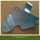 peça de estampagem chapa metálica de Aço Inoxidável Personalizada