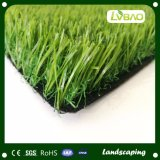 Het hoge Synthetische Gras die van de Kleur Kunstmatig Gras voor de Prijs van de Tuin modelleren